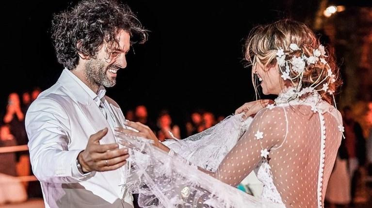 Αθηνά Οικονομάκου Φίλιππος Μιχόπουλος γάμος