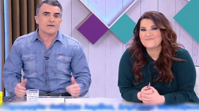 Κατερίνα Ζαρίφη & Παύλο Σταματόπουλο