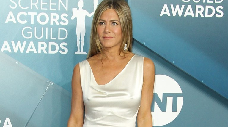SAG Awards 2020 Jennifer Aniston - Abaca/www.visualhellas.gr