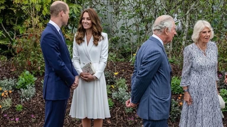 Kate Middleton - πρίγκιπας William - πρίγκιπας Κάρολος - Καμίλα