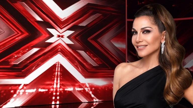 Δέσποινα Βανδή The X-Factor