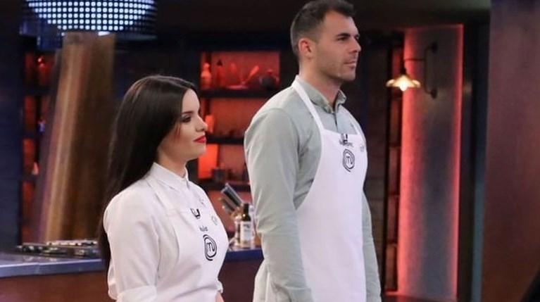 MasterChef   Μαρία Μπέη & Δημήτρης Μπέλλος