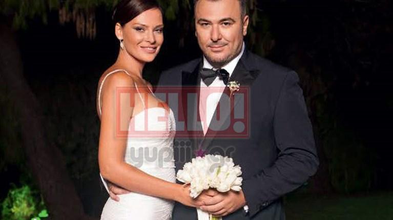 Αντώνης Ρέμος & Υβόννη Μπόσνιακ - Το άλμπουμ του γάμου τους (1)