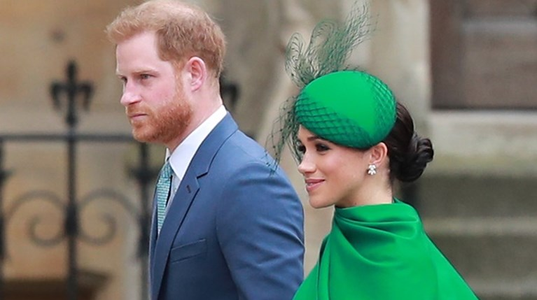 Meghan Markle και πρίγκιπας Harry