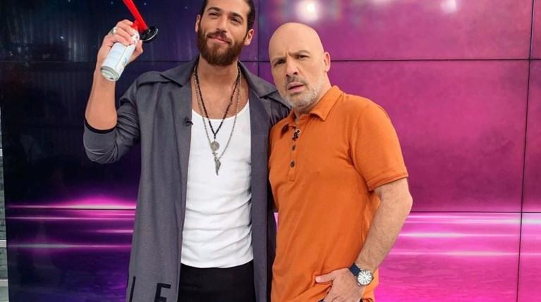 Νίκος Μουτσινάς & Τζαν Γιαμάν