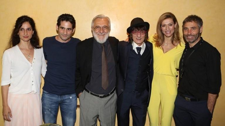 Οι πρωταγωνιστές της νέας ταινίας του Γιάννη Σμαραγδή «Νίκος Καζαντζάκης» (1)