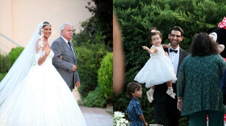 Ελένη Χατζίδου γάμος