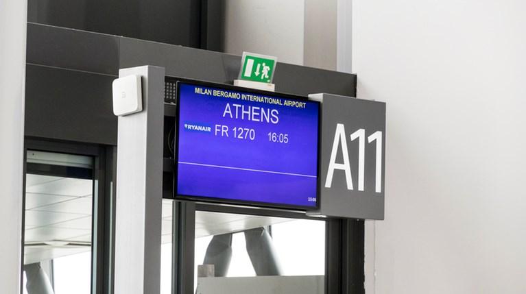 αεροδρόμιο Αθήνα