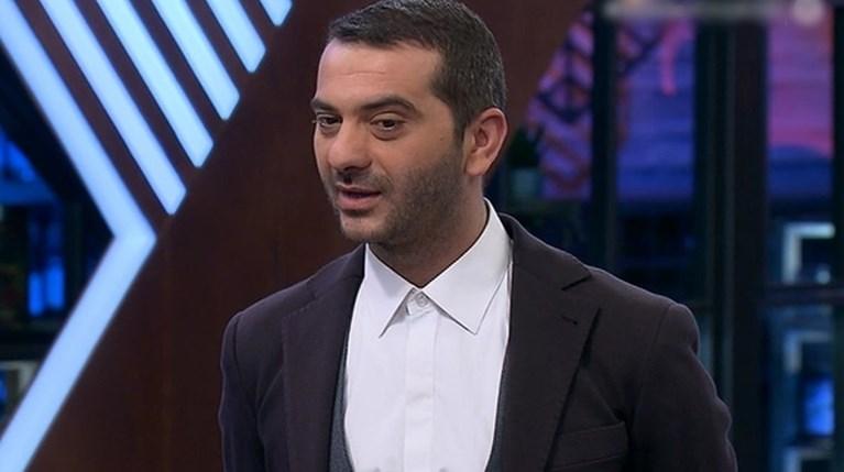 MasterChef Λεωνίδας Κουτσόπουλος