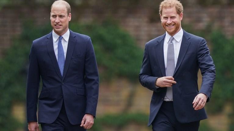 Πρίγκιπες William & Harry