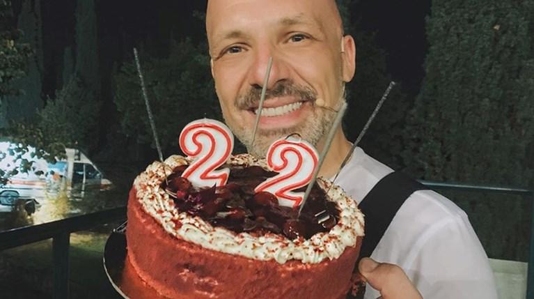 Νίκος Μουτσινάς γενέθλια