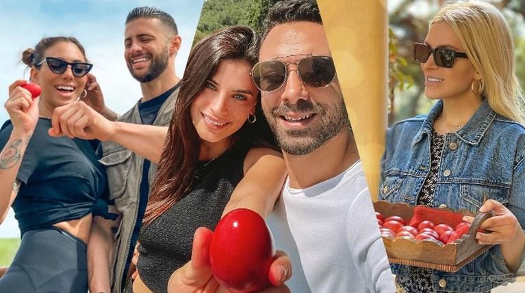 Instagram Report #Πάσχα Edition