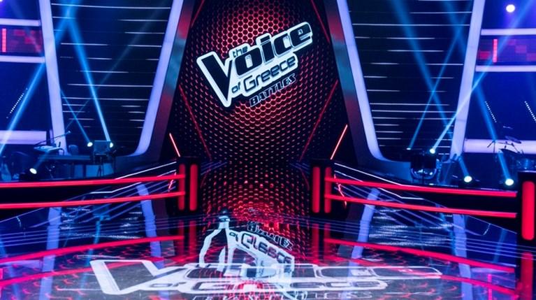 Σκηνή The Voice