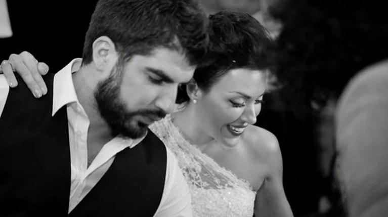 Σίσσυ Φειδά & Γιώργος Ανδρίτσος γάμος