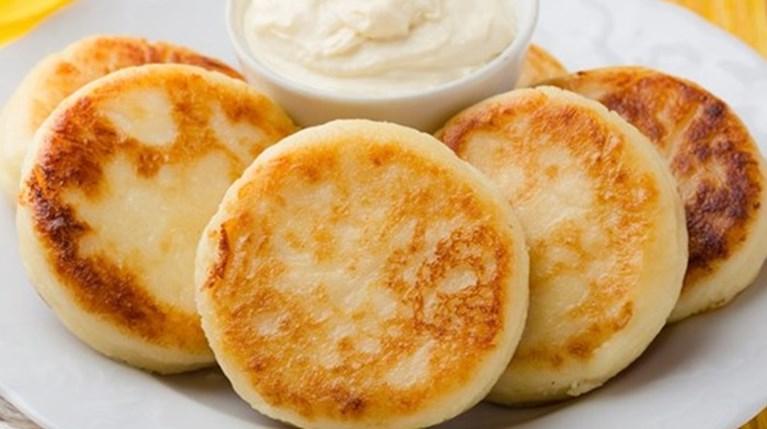Τέλεια Pancakes με Cottage Cheese