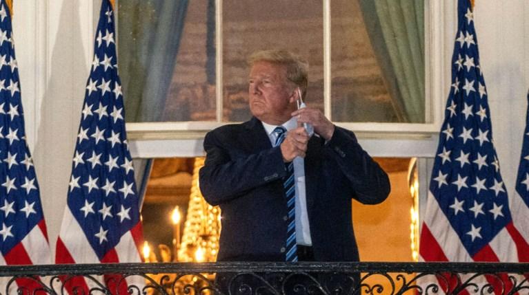 Donald Trump / Abaca Press