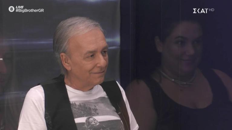 Ανδρέας Μικρούτσικος στο Big Brother