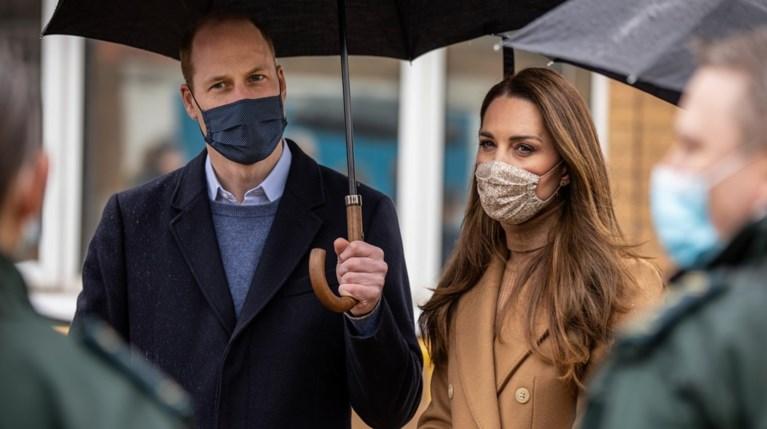 πρίγκιπας William & Kate Middleton