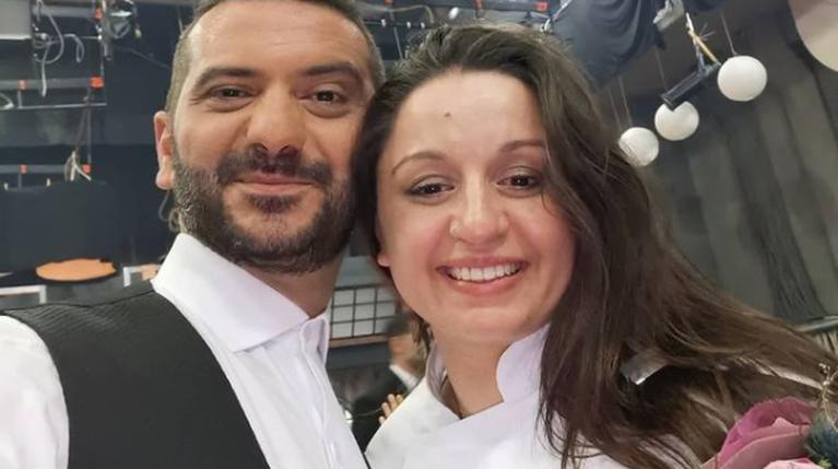 Λεωνίδας Κουτσόπουλος & Μαργαρίτα Νικολαΐδη