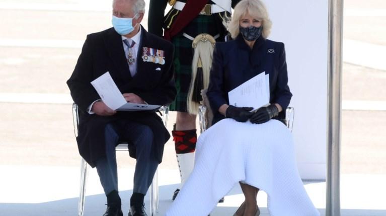 Πρίγκιπας Κάρολος & Καμίλα στην Αθήνα