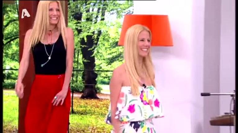 Η Αγάθη και η Βαλεντίνη Ράντη καλεσμένες στην εκπομπή «Σπίτι Μου, Σπιτάκι Μου»