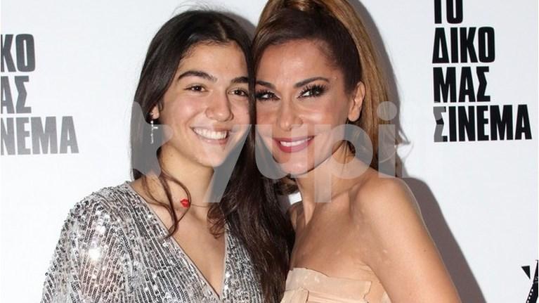 Δέσποινα Βανδή - Με τη Μελίνα στην επίσημη πρεμιέρα στο Άλσος (6)