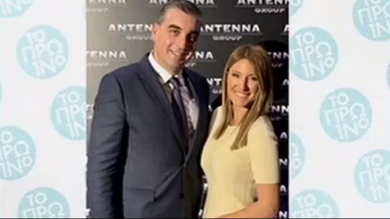 Αλεξάνδρα Καϋμένου & Γιάννης Κωνσταντάτος