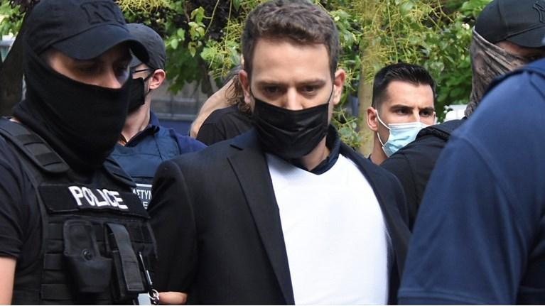 O Μπάμπης Αναγνωστόπουλος στην Ευελπίδων