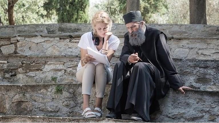 Yelena Popovic & Άρης Σερβετάλης