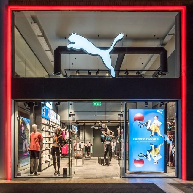 PUMA: Υποδεχτήκαμε το νέο κατάστημα στην καρδιά της Γλυφάδας - εικόνα 1