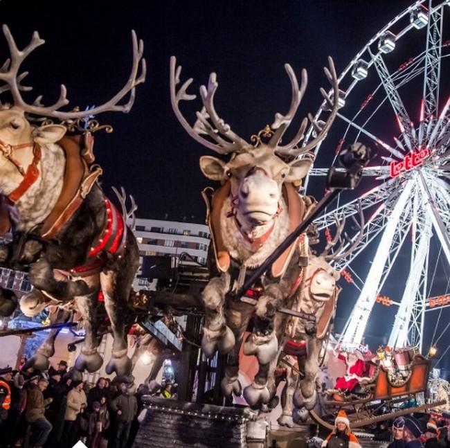 Χριστούγεννα στην Ευρώπη - Οι 10 +1 πιο μαγευτικοί προορισμοί : Ταξίδι