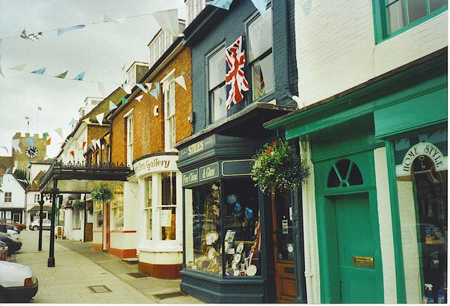 Χάμπσαϊρ - Η βρετανική κομητεία που αξίζει να ανακαλύψετε : Ταξίδι