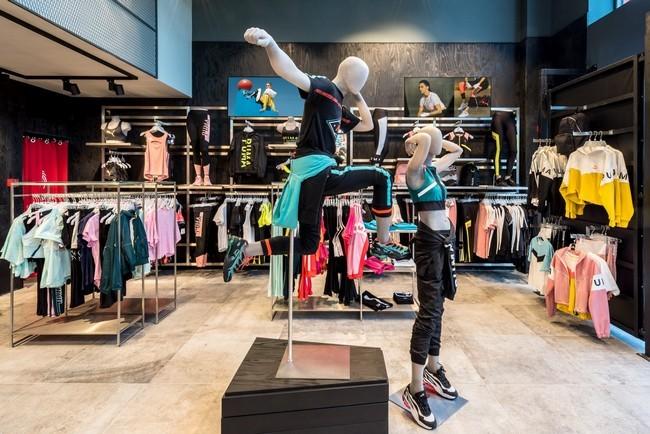 PUMA: Υποδεχτήκαμε το νέο κατάστημα στην καρδιά της Γλυφάδας - εικόνα 3